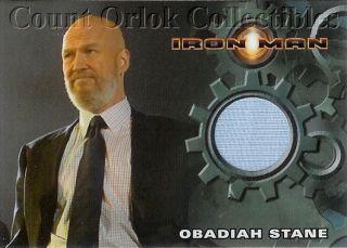 Iron Man Costume Jeff Bridges Obadiah Stane Variant