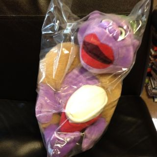 Jeff Dunham Peanut Talking Doll New