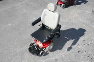 Pride Jazzy Mobility Power Chair Scooter New Batteries Working