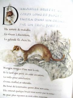 AUTHOR: La Fontaine, Jean De; Angel, Marie, Illustrator