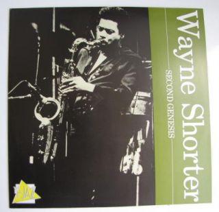 Wayne Shorter Second Genesis LP Jazz Weather Report Art Blakey 1960