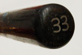 Jason Varitek Boston Red Sox Game Used Rawlings Baseball Bat