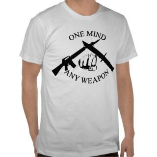 Marine Corps Martial Arts T Shirts