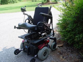 Jazzy 1103 Electric Wheelchair Parts