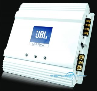 JBL Marine 160W Max Class AB 2 Channel MOSFET Power Stereo Subwoofer