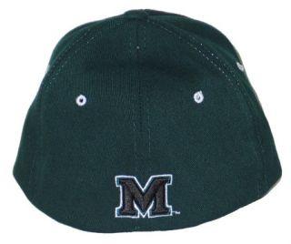 Marshall Thundering Herd Rage Flex Fit Hat Cap M L New