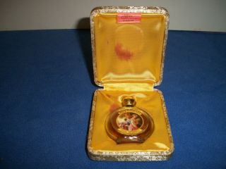 Vintage Jean Desprez BAL A Versailles Paris Perfume in Case Small AMT