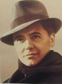 Old French Resistance WW2 Jean Moulin Photo Book