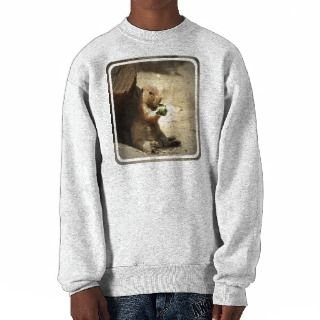 Prairie Dog Hanging Out Youth Sweatshirt