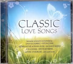 CENT CD Classic Love Songs 17 songs Dan Fogelberg + Paul Davis