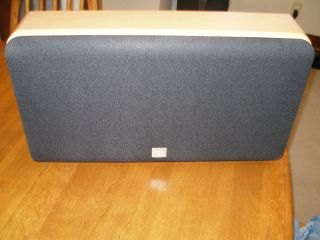 JBL LC2 Studio L Series Speaker Center Channel Wall Mount Wood Grain