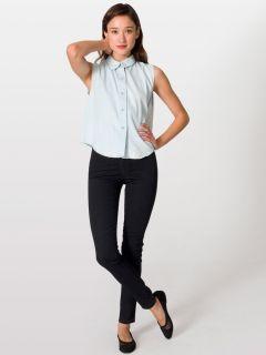 More Sizes American Apparel Black Denim Easy Jean XS s M L