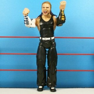 WWE Jakks Jeff Hardy Deluxe Aggression Wrestling Action Figure WWF 327