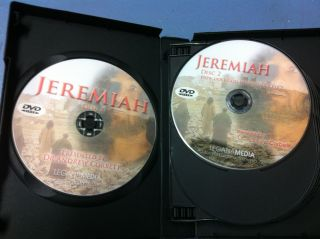 JEREMIAH, The Book & The Man (The Prophet Who Wept) DVD Parts1 10   Dr