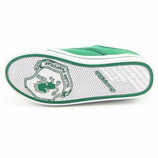 Vlado Spectro 3 Youth Kids Boys Sz 4 5 Green Jerkin Shoes