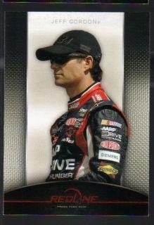 2012 Press Pass Redline Racing Premium Base Card 15 Jeff Gordon