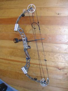 Jennings CK3 4R Carbon Kenetic Compound Bow RH