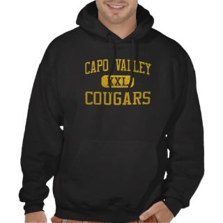 Capistrano Valley Cougars Athletics Hoodie