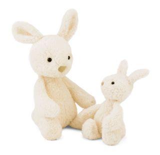 Jellycat Nugget Bunny Rabbit Medium Stuffed Animal New Plush