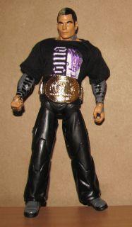 Jeff Hardy Jakks TNA Deluxe Impact Wrestling Figure WWF WWE Da Lot