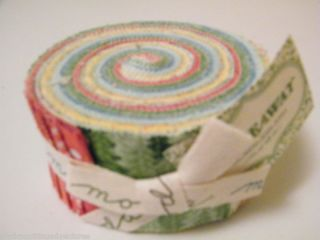 Fabric Jelly Roll Hideaway Lauren Jessi Jung Moda
