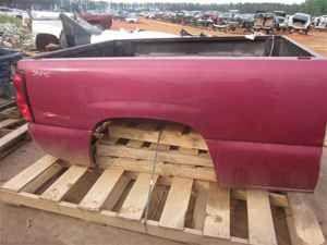 04 Chevy Silverado 1500 Truck Bed Box 65 LKQ