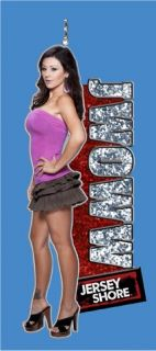 Jersey Shore Show J WOW jwow Jenny Christmas Tree Ornament Decoration