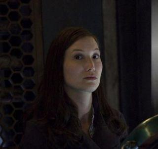 Stargate Universe Dr Lisa Park Jennifer Spence Screen Used Bag