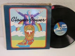 Jerry Clower Clower Power LP MCA MCA 317 Vinyl Record Album