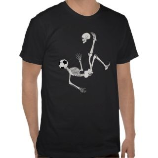 Hamlet Soccer Skull Shirt