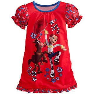 Disney Toy Story Jessie Nightshirt for Girls Size 7 8