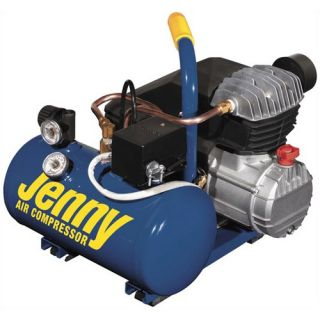 Jenny Products 1 5 Gallon Tank 2 HP Electric Hand Carry Portable Air