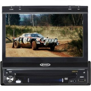 Jensen VM9115 in Dash 7 Touchscreen VM Series CD DVD  Car Stereo