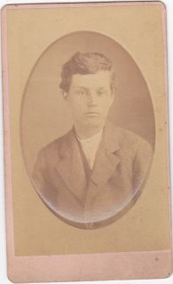 of Younger Outlaw Robert Ford Kansas City, Missouri Killed Jesse James