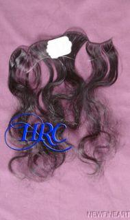 Black Circle Hair Extension Jose Eber European Jessica Simpson