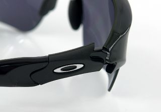 Authentic Oakley Flak Jacket XLJ Jet Black Sunglasses 03 915