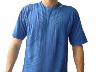 Umbro Mens Soccer Football Jersey Shirts Blue s M