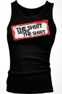 The Shirt Before The Shirt Girls Tank Top Jersey Shore