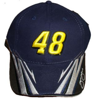 Jimmie Johnson 48 Trackside 48 Cap Officially Licensed
