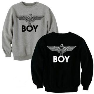 Rihana Jessie J Boy London Eagle Jumper Sweatshirt Top