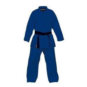 Revgear MMA Brazilian Jiu Jitsu Uniform Gi Blue Brand New