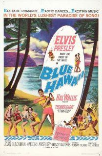 Elvis Presley Blue Hawaii Action Figure McFarlane Toys 2006