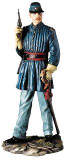 New Rhode Island USA Infantry Figure Statue Civil War