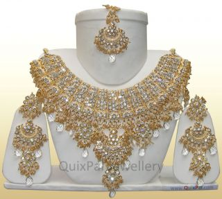 Wholesale Lot of 5 Jodha Akbar Necklace Jewelry Set