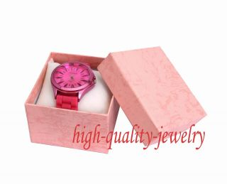 New Fashion Jewelry Watch Gifts Box Size 8 1 x 5 35cm