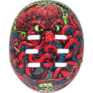 New Bell XS Fraction Jimbo Octopus Youth BMX Bike Helmet 2011 New in
