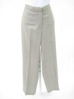 Jil Sander Gray Wool Blazer Jacket Pants Suit Sz 40