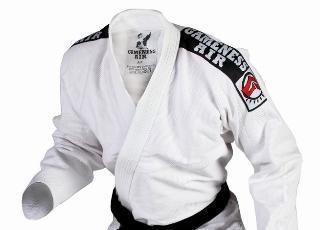 Gameness Air Gi Top ONLY White Brazilian Jiu Jitsu Uniform ultra light