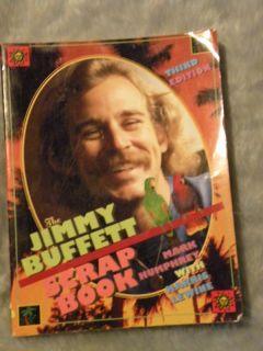 Jimmy Buffett Parrothead Bible Scrapbook Book A Must Have for Fans
