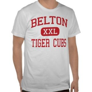Belton   Tiger Cubs   Junior   Belton Texas Shirts